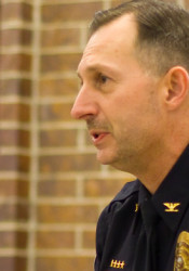 Prairie Village Police Chief Wes Jordan.