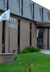 Roeland Park city hall