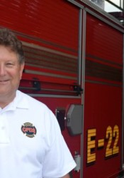 Gary Lamons is the new chief of Consolidated Fire District No. 2.