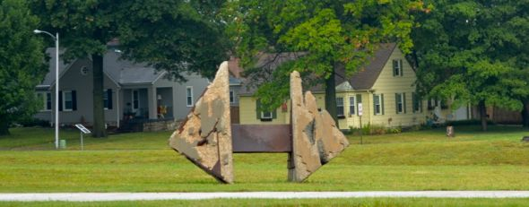 Roeland Park is known for its public art projects.