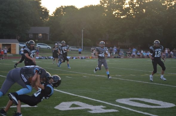 The Blue/Black Scrimmages return to the SM East football field Friday.