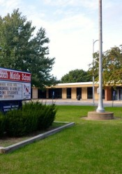 Antioch Middle School on 71st Street.