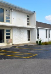 Outgoing Mission City Councilor Lawrence Andre said the old Neff Printing building is blighted, and welcomed the proposed senior housing development.