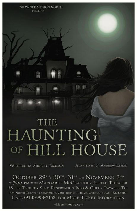 the haunting of hill house The best-known of shirley jackson's novels, and the inspiration for writers such  as neil gaiman and stephen king, the haunting of hill house is a chilling story.