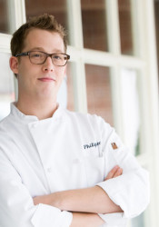 Executive Chef Phillip Quillec