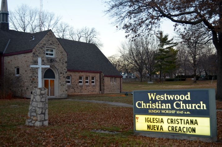 Westwood Christian Church on Rainbow Blvd. sits just to the south of the city park and east of Westwood View Elementary.