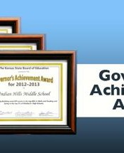 Governor's Award Image