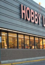 The old Mission Hobby Lobby is expected to become a Dollar General.