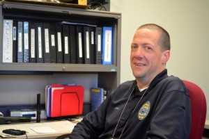 Kyle Shipps is the Prairie Village police detective who pieced together the cold case in the Lizabeth Wilson murder.