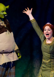 "Maddie Roberts' portrayal of Fiona in SM East's production of ""Shrek!: The Musical"" earned her a trip to New York to participate in the Jimmy Awards."