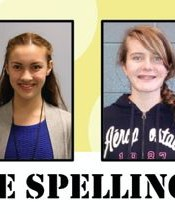 Ellie Green and Cora Selzer. From SMSD website.