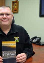 Mission police officer Ken Smith has published a book on organizational leadership.