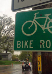 Prairie Village has relatively few marked bike routes compared to surrounding communities in Kansas City, Mo., Leawood, and  Overland Park.