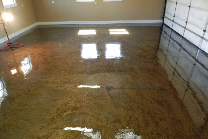 new metallic epoxy flooring a game changer for business and homeowner