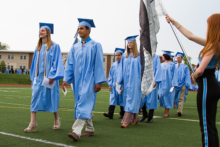 Graduation rate and college acceptance were the factors most heavily weighted in the rankings that put SM East among the best 300 high schools in the country.