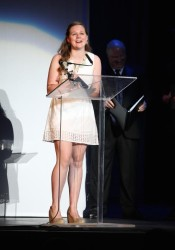 Maddie Roberts won the Blue Star Award for Outstanding Actress in a Lead Role. Submitted photo.