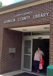 The Corinth branch is slated to be rebuilt under the Johnson County Library's strategic plan, which would be funded in part by a property tax increase given preliminary approval by the Board of County Commissioners.
