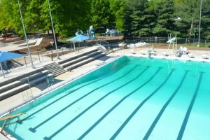 Mission's new pool was an attraction for Super Pass holders, but Prairie Village drew more visitors than any of the partner pools.