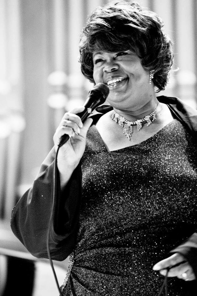 Deborah Brown rarely plays in Kansas City, but is well-known on the international jazz circuit.