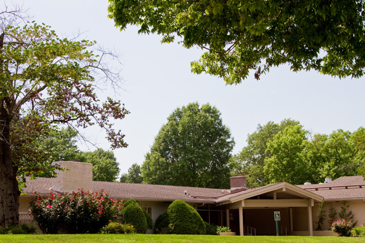 The Homestead clubhouse may be altered under the sale of the front acreage of the property to a home builder.