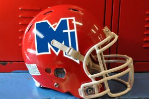 Photo via Bishop Miege Facebook page.
