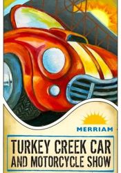 Turkey Creek car show logo