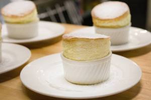 Cafe Provence got the editors' nod for Best Desserts in Kansas City — and the souffles leave little doubt why. Photo via Cafe Provence Facebook page.