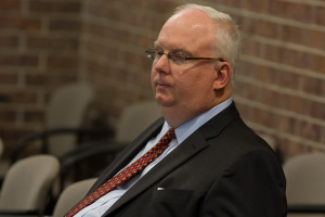 David Morrison was reseated on the Prairie Village City Council last fall after being ousted a year earlier.