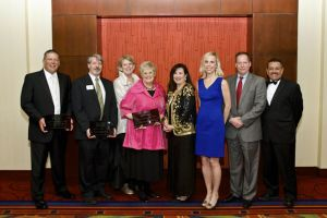 Winners of the Chamber Business Awards include (L-R):