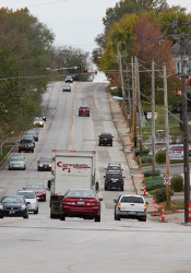 The planned renovation of 75th Street in Prairie Village has been thrown off track on account of too-low cost estimates by the city's construction consultant.