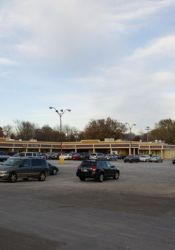 The Fairway North shops as they stand now.