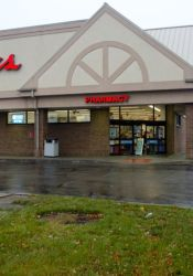 The Walgreens in Roeland Park was the target of an overnight burglary.