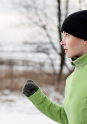 Exercise can be an important factor in staving off Seasonal Affective Disorder.