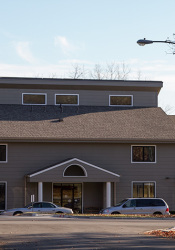 Highlawn added a second story to its east building in 2012.