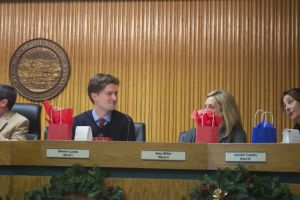 Mission City Councilor Steven Lucas announced his resignation Wednesday.