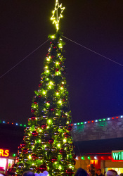 Prairie Village will hold its 31st Annual Mayor's Holiday Tree Lighting Ceremony at Corinth Square.