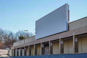 The old Kmart building in Merriam would have been torn down and replaced with a Menards under the plan proposed by the company.