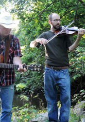 The Miner's Bluff Band will be performing bluegrass at the fundraising event.