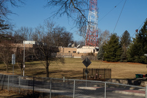The Westwood Entercom property is the site for a possible senior living complex.