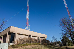 The property valuation of the Entercom acreage dropped significantly this year.