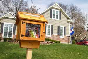 Leawood Little Free Libraries will be legal at least through May 2016.