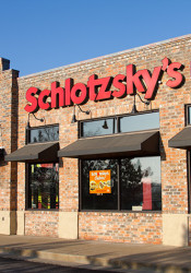 The Schlotzsky's on Johnson Drive has closed and will become a Qdoba.