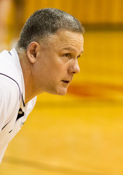 Indians coach Steven Stitzer says he knows his team has the talent to beat Lawrence.
