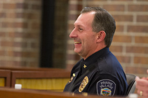 Prairie Village and Mission Hills Police Chief Wes Jordan was confirmed Monday as the city's next assistant city administrator.
