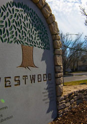 Westwood15sign