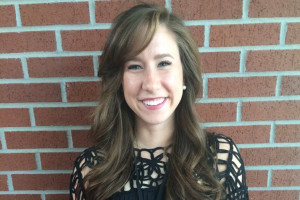 Northeast Johnson County native Amy Cosgrove is headed to Thailand as a Fulbright Scholar.