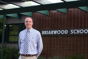 Chris Lash's first job in the Shawnee Mission district was as a night custodian. Next year, he'll become Briarwood Elementary's principal.