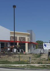 A new Jimmy John's will be opening soon in the area near IKEA and Hobby Lobby.