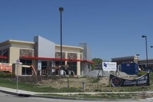 A new Jimmy John's will be opening soon in the area near IKEA and Hobby Lobby.