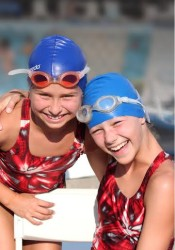 Homestead's swim team offers opportunities for kids at every level.
